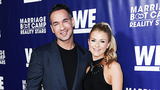 Mike Sorrentino, Lauren Pesce
