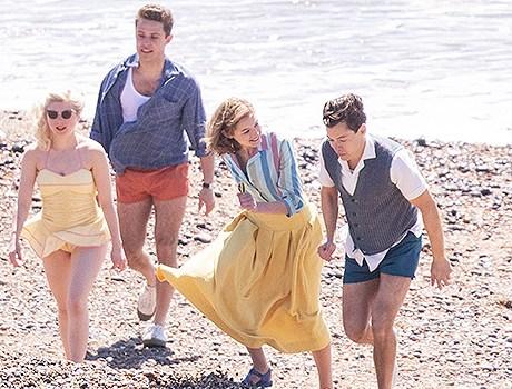 Harry Styles & Emma Corrin