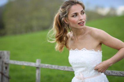 Victoire Robe de mariée Marie Laporte