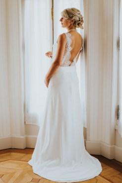 Robes de mariée Christelle Vasseur - La Sœur de la Mariée