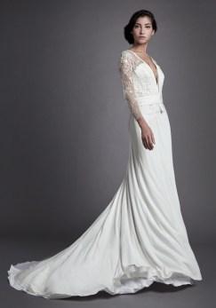 Robe de mariée Boissière Christophe-Alexandre Docquin - La Soeur de la Mariée - Blog mariage