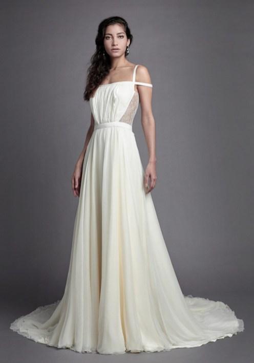 Robe de mariée Etoile Christophe-Alexandre Docquin - La Soeur de la Mariée - Blog mariage