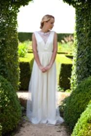 Les robes de mariée de Lila de Saint Louis - La Soeur de la Mariée