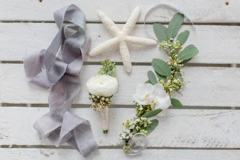 décoration-mariage-marin-etoile-de-mer-soie-bleue