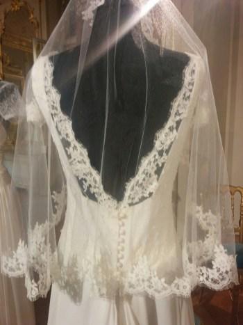 Les Coulisses du mariage - Mille et une listes - La Soeur de la Mariée - Voile de mariée