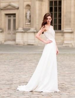 Robe de mariée Paris