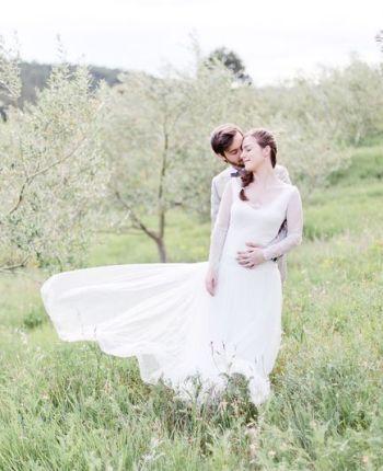Un mariage romantique en Occitanie