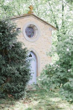 Mariage dans une chapelle privée