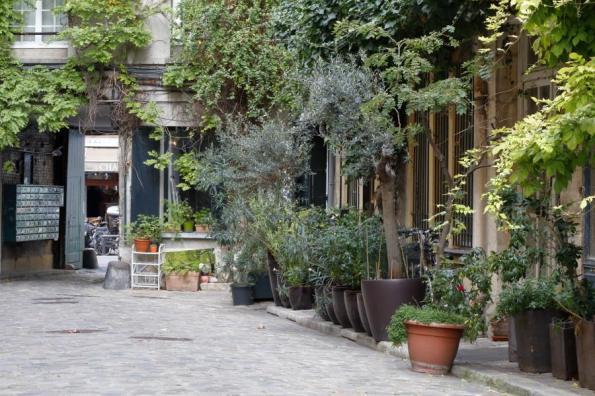 Concept-store mariage Pivoines and Love à Paris