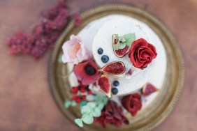 Wedding cake aux figues