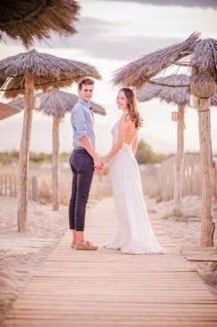 Se marier à la plage