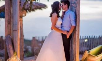 Mariage sur une plage du Sud de la France - La Soeur de la Mariée Blog Mariage