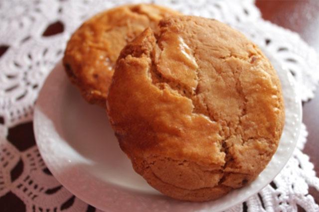 Uno dei tanti dolci della gastronomia di Mormanno