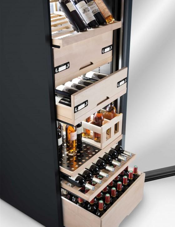 cave a vin multi zone vieillissement et service 329 bouteilles