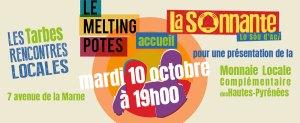 Présentation à Tarbes @ Le Melting Potes   Tarbes   Occitanie   France