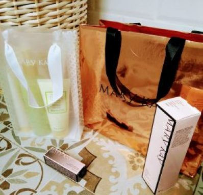 packaging, Mamás Mary Kay