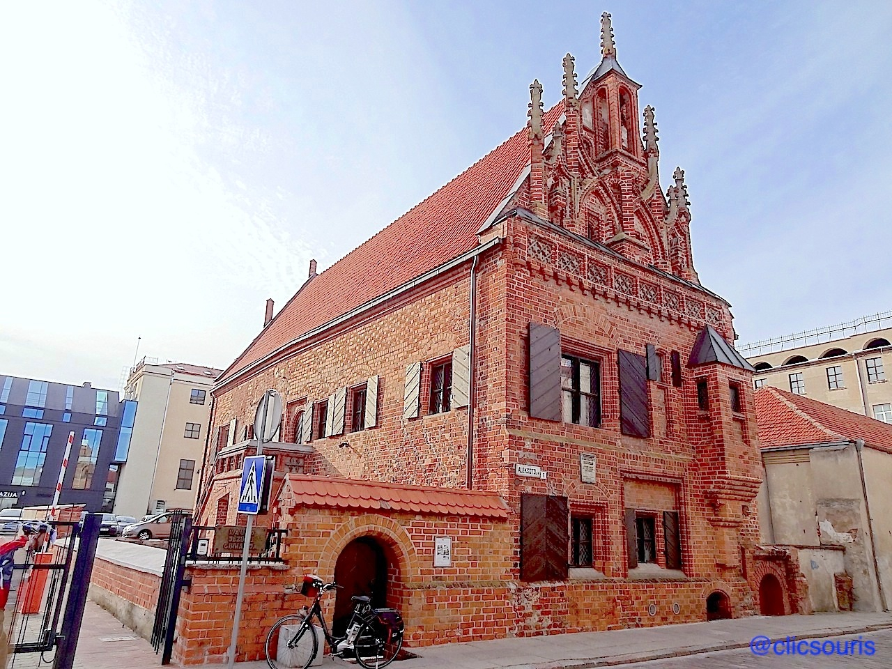 Visite De La Vieille Ville De Kaunas La Souris Globe