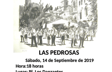 Concierto de la banda de Rivas en Las Pedrosas 2019