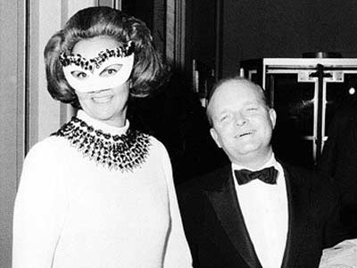 Graham and Capote