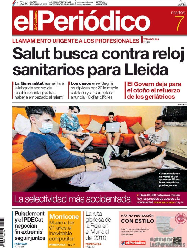 El Periódico de Catalunya(Castellano)