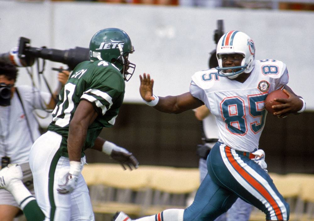LSHOF inductee Mark Duper to enter Miami Dolphins' Walk of Fame