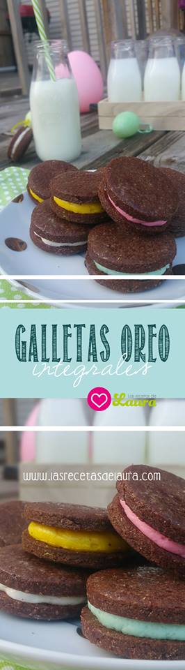 Galletas de Chocolate Saludables | Las Recetas de Laura