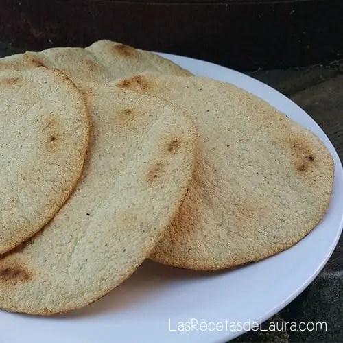 tostadas horneadas - las recetas de laura
