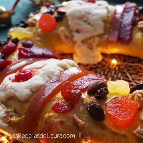 Rosca de Reyes Saludable | Las Recetas de Laura