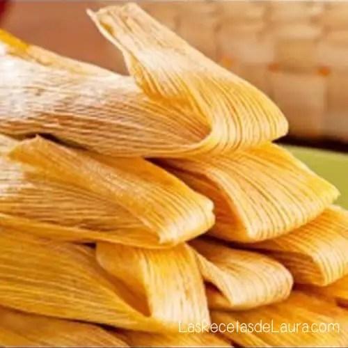 Tamales Mexicanos Light | Las Recetas de Laura