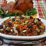Relleno para pavo - LAs recetas de Laura