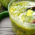 Salsa verde casera - las recetas de laura