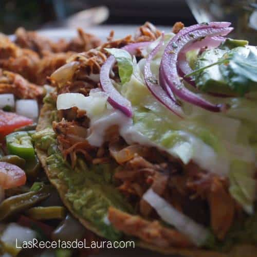 Mexican Chicken tinga - spicy latina mom