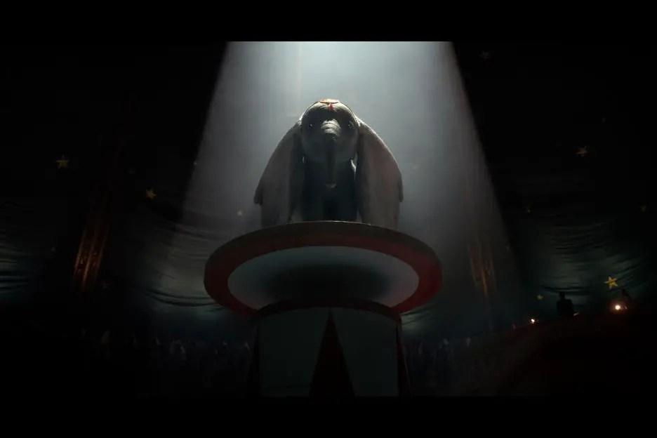 Dumbo, la nueva película de disney