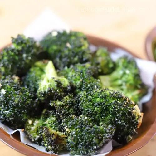 Como hacer brócoli rostizado - Las recetas de Laura
