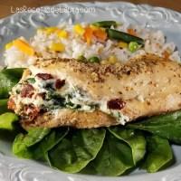 Pechugas rellenas - Las recetas de Laura