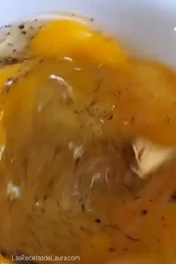 Omelette fàcil
