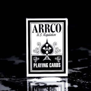 ARRCO Regulation White - Carte Air Cushion Finish - Lassonellamanica.com, un Sito, Tutta la Magia! Vendita Giochi di Prestigio.