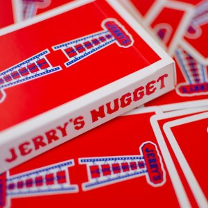 Feel Jerrys Nuggets Red - Modern - Carte Air Cushion Finish - Lassonellamanica.com, un Sito, Tutta la Magia! Vendita Giochi di Prestigio.