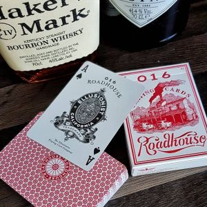 Roadhouse Playing Cards by Daniel Madison