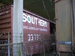 Boxcar Southern 33795