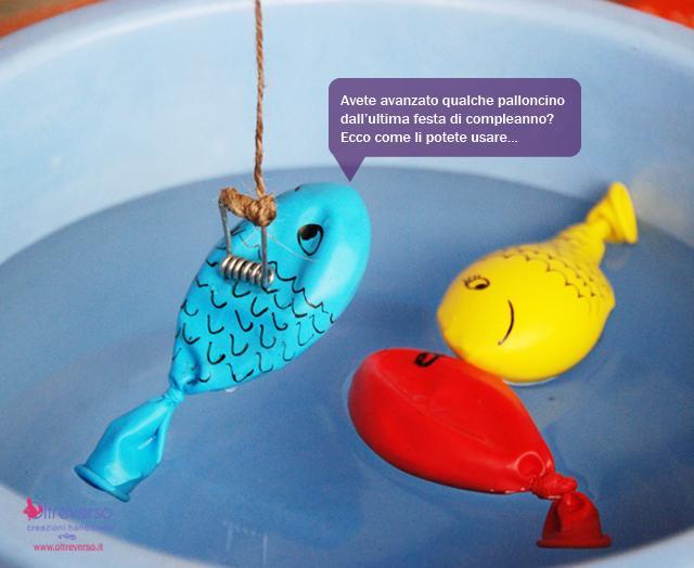 Giochi Dacqua A Pesca Di Palloncini La Stampa