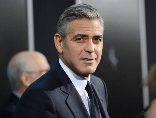 George Clooney: lui si che può permetterselo