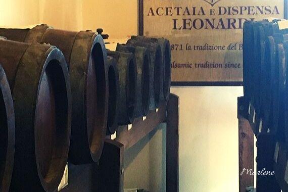 Acetaia Leonardi 1871: un tour alla scoperta dell'aceto balsamico
