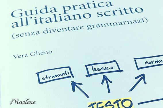 Guida pratica all'italiano scritto: dall'Accademia della Crusca un valido manuale