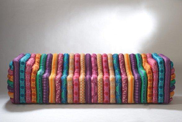 Il divano sfatto