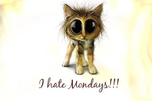 È di nuovo lunedì
