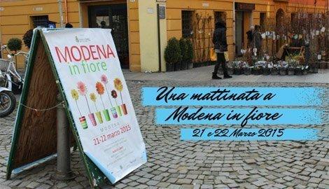 Modena in fiore