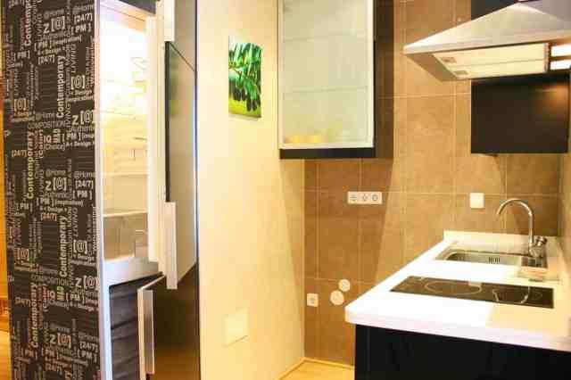Appartement Malaga badkamer