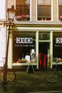 Hotspot: KEEK Utrecht