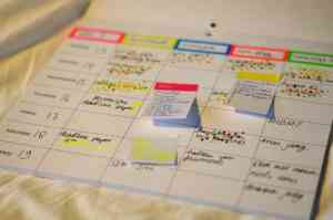 Personal: perfect planning